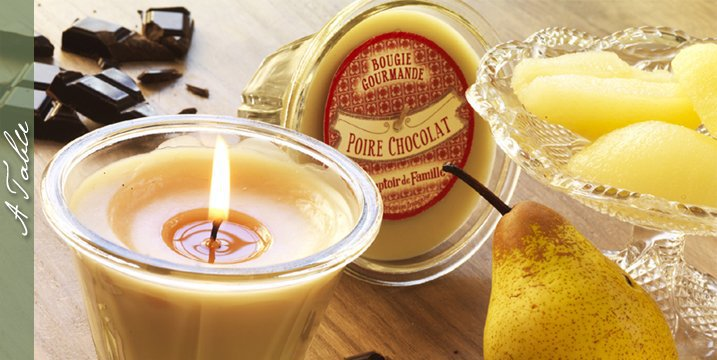 French Home Fragrances and Candles