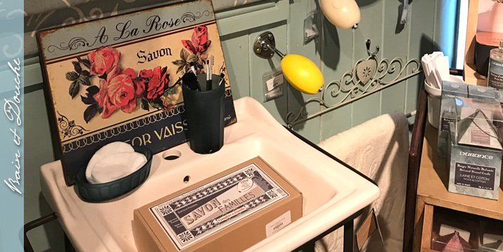 French Bathroom Accessories Soaps & Toiletries