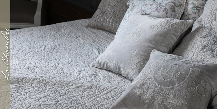 French Homeware and Accessories | La Maison Bleue : french quilted bed covers - Adamdwight.com