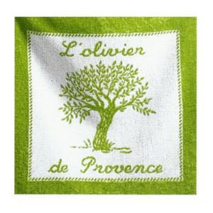 Terry Kitchen Towel - Olivier