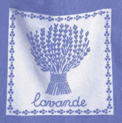 Terry Kitchen Hand Towel - Lavender