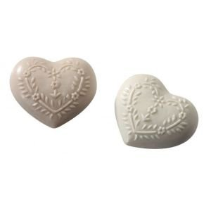 Heart Shaped French Soap