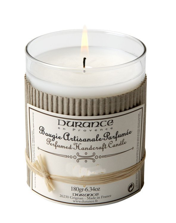 Durance Honey Amber Candle