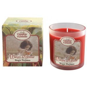 Boxed Luxury L'heure du gouter French Scented Candle