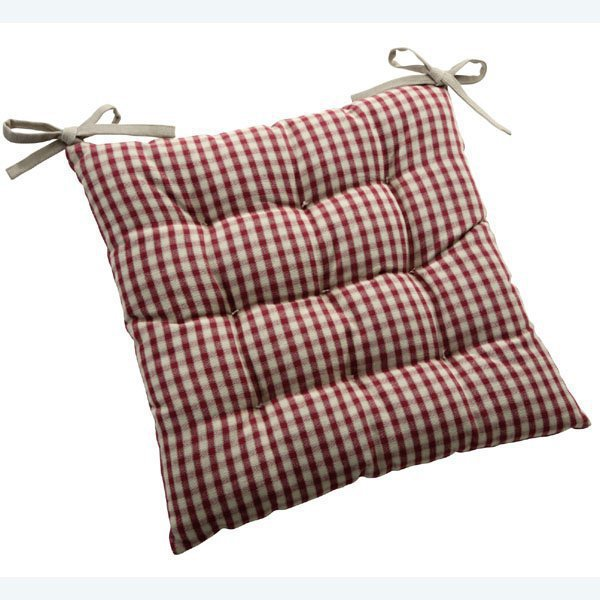 French Country Garden Seat Pad