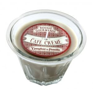 Cafe Creme Scented French Kitchen Candle