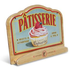 Recipe Book Stand - Patisserie