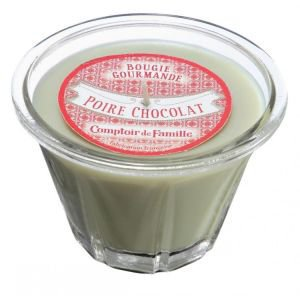 Pear & Chocolate Scented French Kitchen Candle
