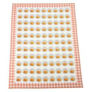 French Patisserie Tea Towel - Petit Fours