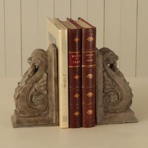 Set of 2 decorative Bookends