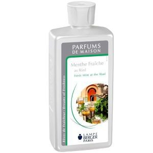 Lampe Berger Fragrance Fresh Mint At The Riad 500ml