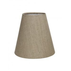 Conical Linen Lampshade 20cm