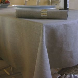 Rectangular Linen Tablecloth 142 x 270cm