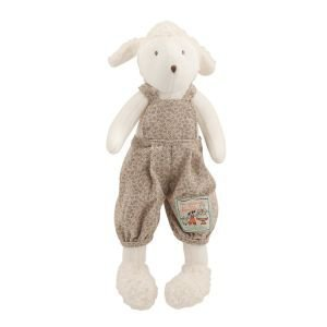 Moulin Roty Grand Albert Lamb Soft Toy