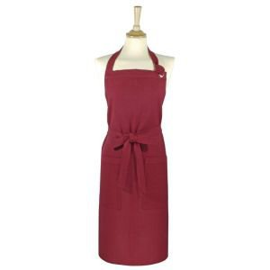 Cranberry Kitchen Apron