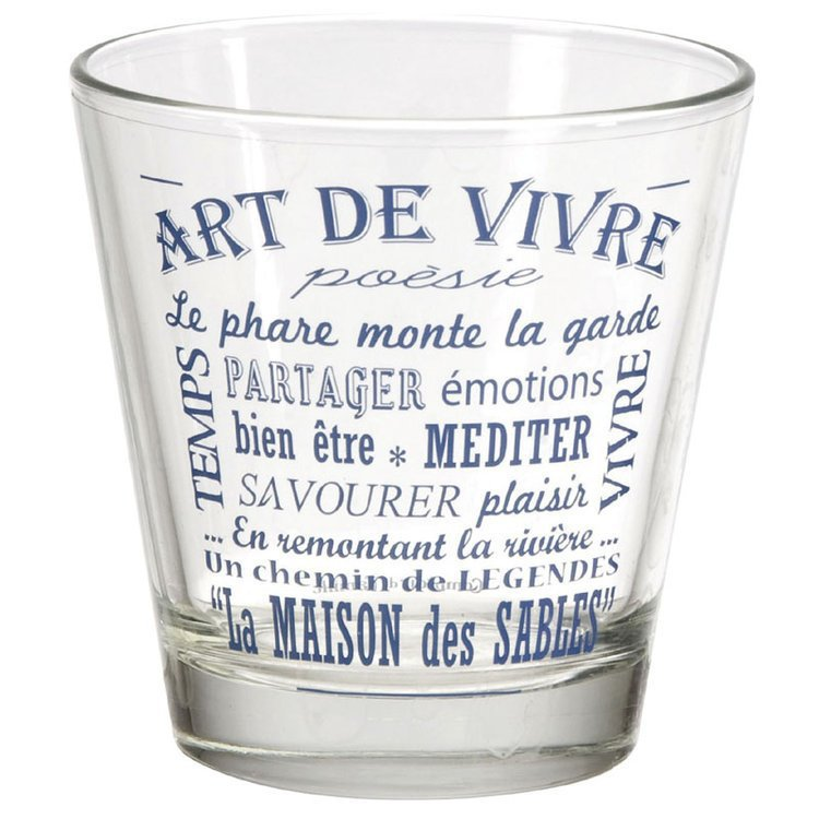 Art De Vivre Short Tumbler - Box of 6