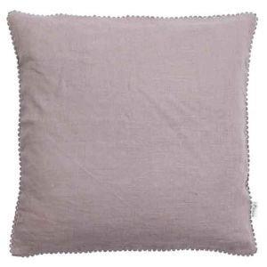 Linen Swan Design Bobble Cushion Cushions Amp Curtains