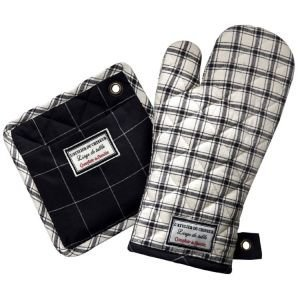 Oven Glove and Pot Grab Atelier du Chineur