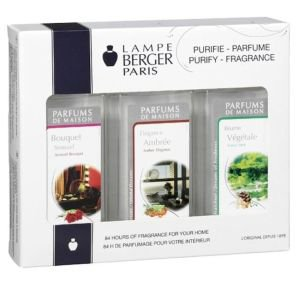 Lampe Berger Trio Fragrance Pack - Spring Trio