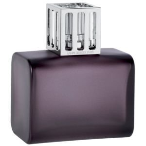 Lampe Berger Plum Grey Quadri Lamp