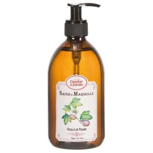 Liquid Savon de Marseille Soap 500ml - Fig