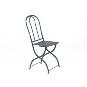 Pair of Fermob Castille Plus Folding Chair