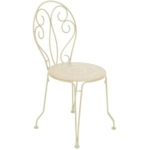 Pair of Fermob Montmartre Chairs - Linen