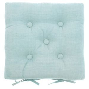 Square Duck Egg Chair Pad