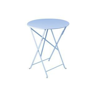 Bistro Black Garden Table 60cm Diameter