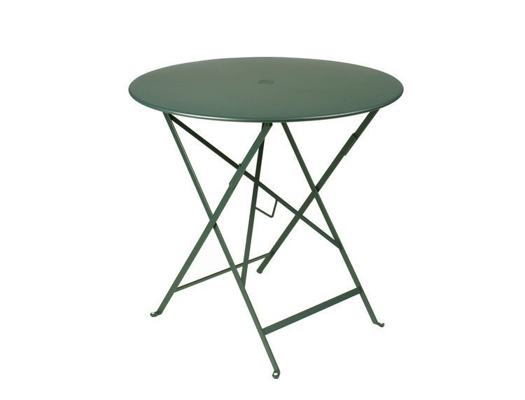 Fermob French Bistro Table Round French Metal Garden Furniture