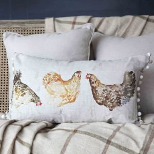 Voyage Rectangular Chicken Run Cushion