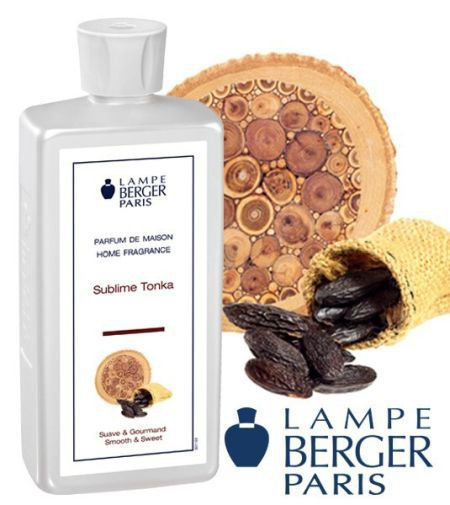 Lampe berger fragrance Sublime Tonka-500ml