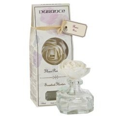 Durance Scented Flower Diffuser-Rose