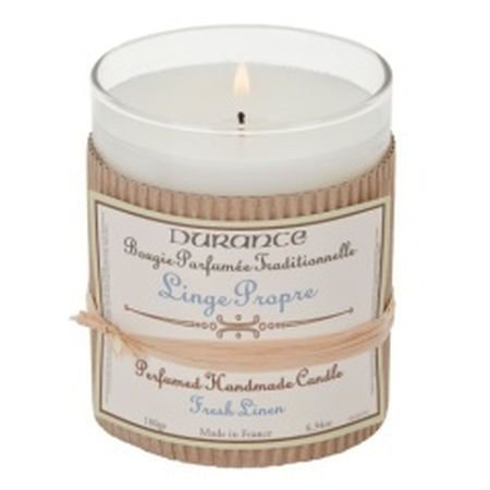 Durance Fresh linen Candle