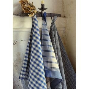 Set of  3  Campagne Tea Towel (100% cotton)