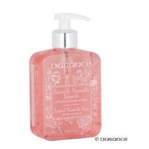 Durance Liquid Savon de Marseille Soap- Rose