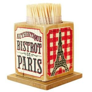 Bistro de Paris Cocktailstick Holder