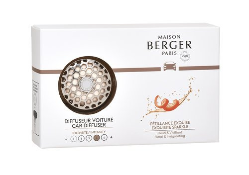 Maison Berger Exquisite Sparkle Car Diffuser