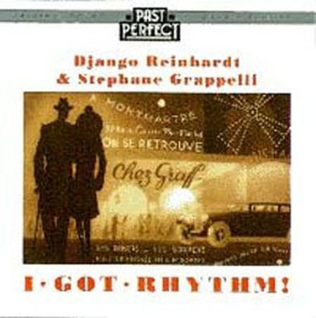 CD Django Reinhardt and Stephane Grapelli  - French Gifts