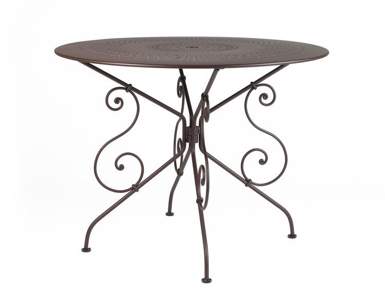 Fermob 1900 French Garden Table (96cm)