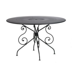 1900 French Garden Table 117cm diameter