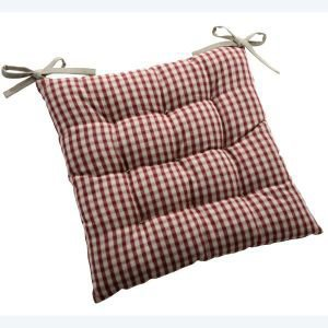 French Country Seat Pad Square