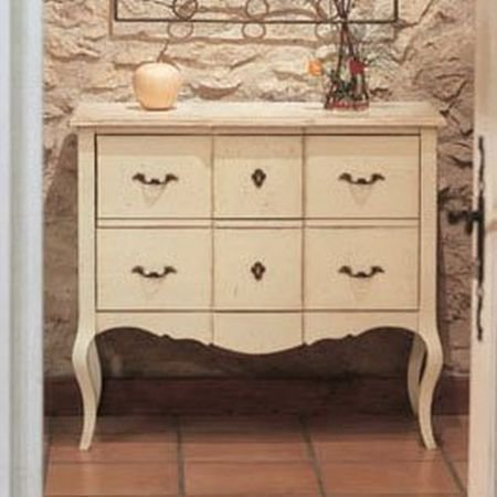 Louis XV Chest of Drawers - Kitchen Furniture