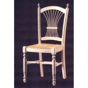 Ivory Gerbes Chair