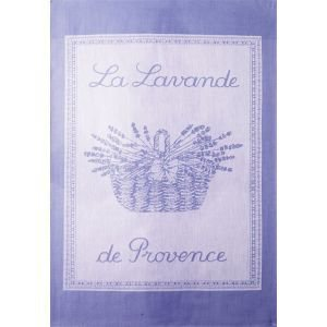 French Tea Towel - Lavender
