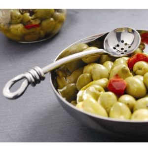 Boxed Olive Spoon