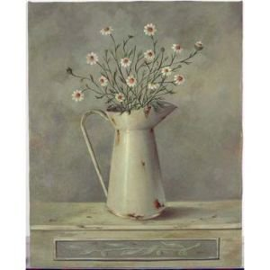 Camomile Jug Canvas