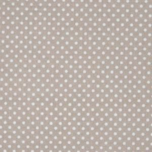 Latte Small Dot Oil Cloth