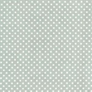 Sage Small Dot Oilcloth