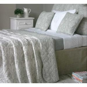 French Quilted Bed Covers